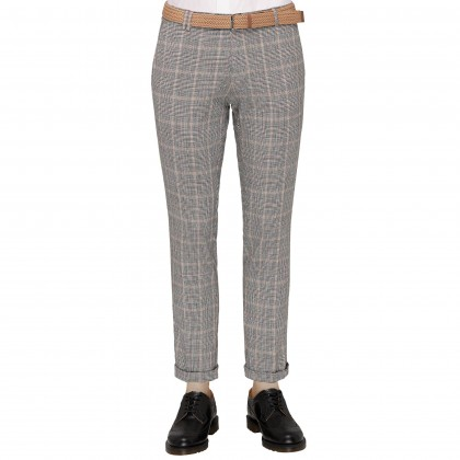 Hose CG Clinton in Glencheck Design / Hose/Trousers CG Clinton