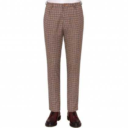 Trousers CG Clark in check design / Hose/Trousers CG Clark