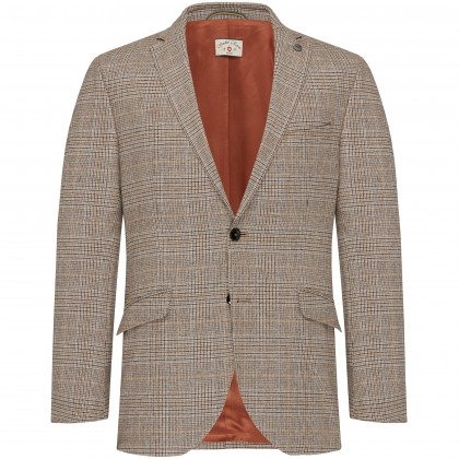 Suit jacket CG Asher in check design / Sakko/Jacket CG Asher SV