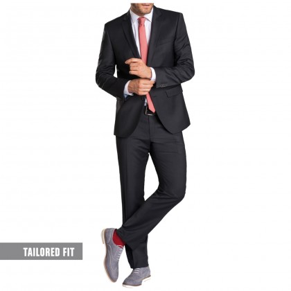 Suit CG ANDY blue structured / Anzug/Suit Andy SS