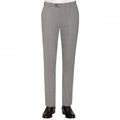 CG Cole pantalon de costume à l'imprimé all-over / Hose/Trousers CG Cole