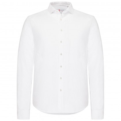 CG Paron Shirt with Removable kent collar /