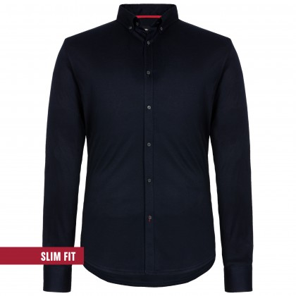 Single-Jersey Business-Hemd / Hemd/shirt CG Hancock