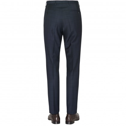 CG Cedric pantalon de costume avec un carreau superposé / Hose/Trousers CG Cedric