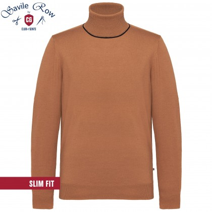 Rollkragen-Pullover CG Bentley / Strick/Knitwear CG Bentley